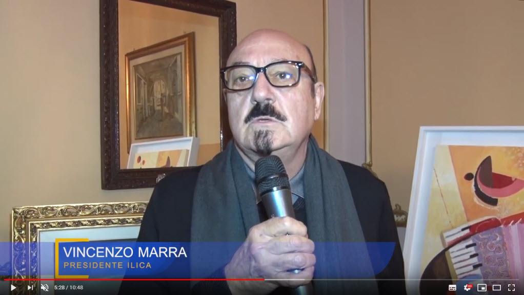 Arte a Natale - Premio a Vincenzo Marra a Chioggia